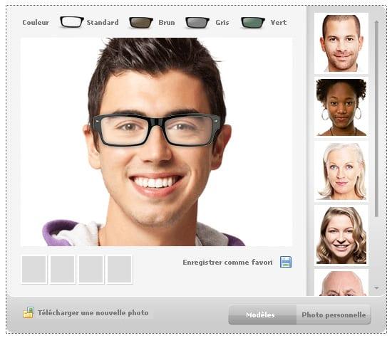 essayage de coiffure en ligne sans inscription Votre photo de visage sera transformé en un 3d-mouvement  simulation de coiffure ligne de visage, le menton, poches sous les yeux, double paupière).