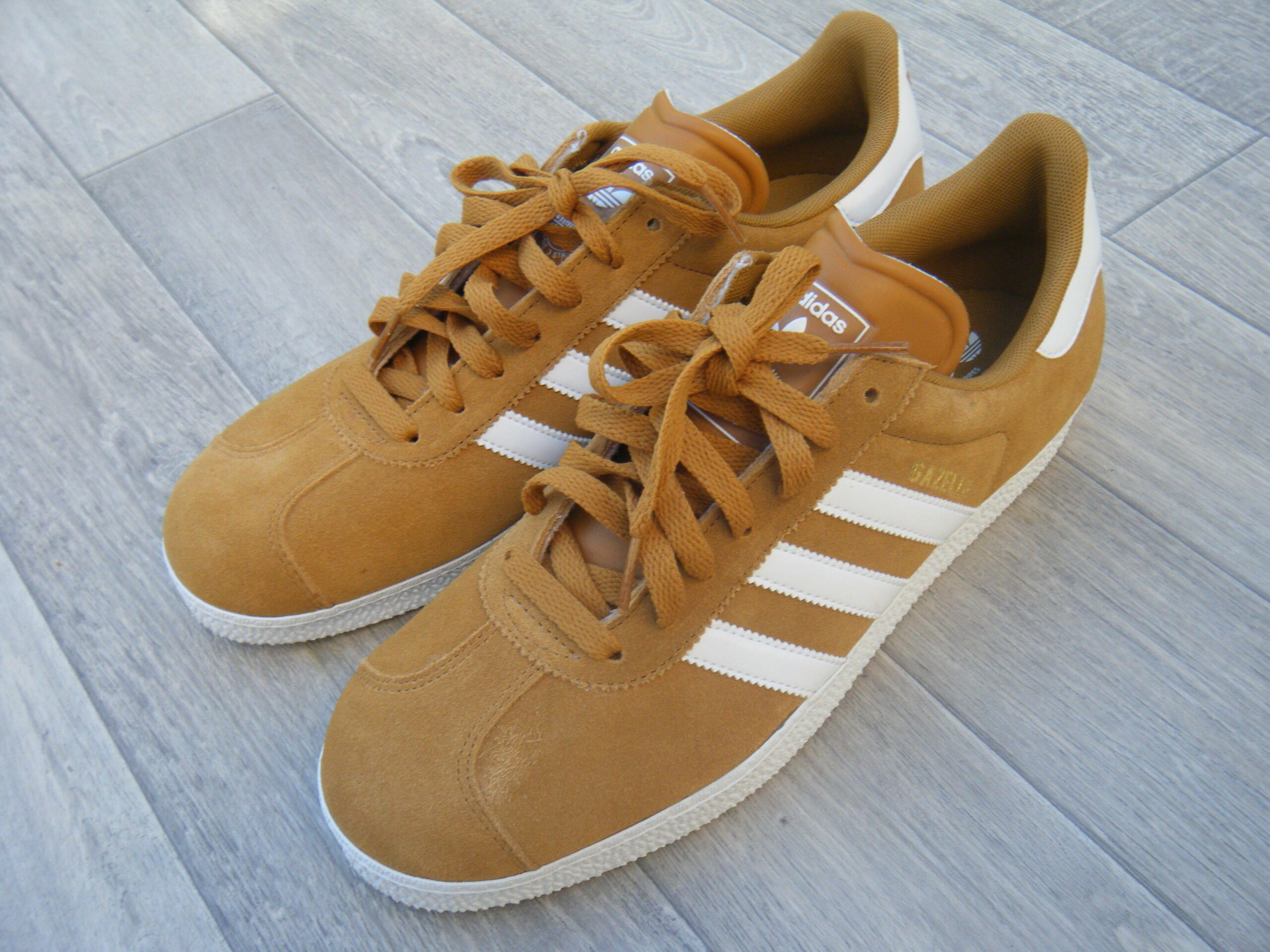 chaussure adidas hommes camel