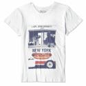 T-shirt Brooklyn We Go Hard