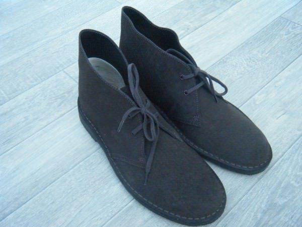 Desert Boot Clarks