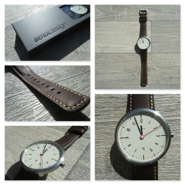 Montre Botta Design