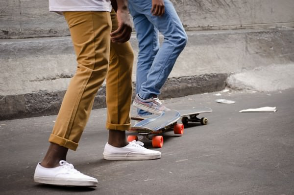 Vans Look Skate