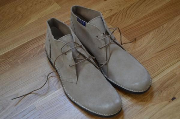 Desert boot classique les flèches de phébus