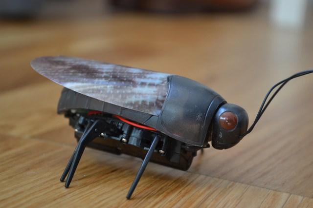 robot télécommandé iphone