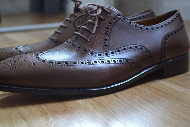 chaussures richelieu derbies souliers