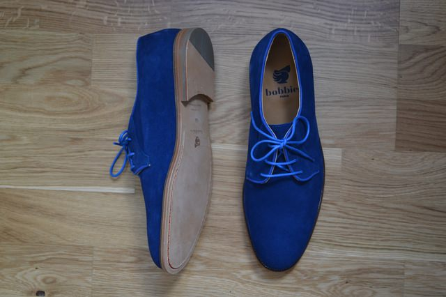 chaussures homme été