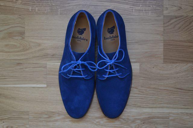chaussures pour sortir bobbies