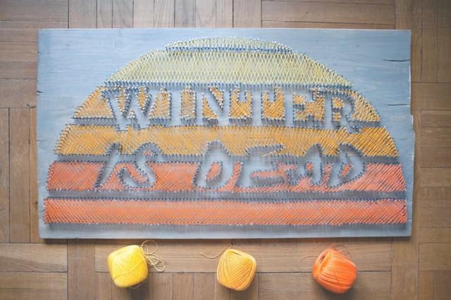 olow winter is dead