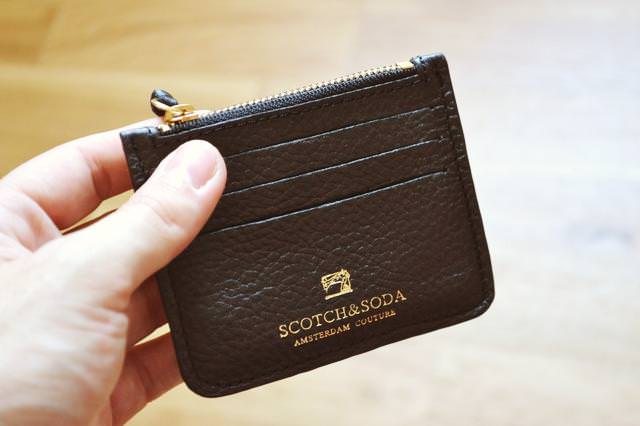 scotch and soda portemonnaie porte monnaie scotch and