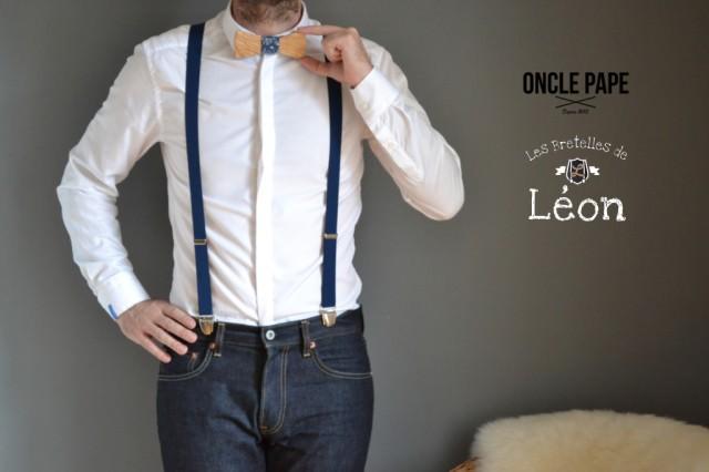 oncle pape les bretelles de léon