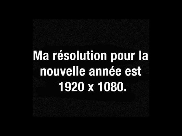 Nouvel an & Gueule de bois !