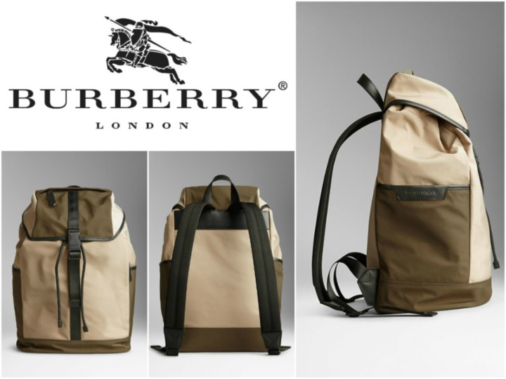 Sac à dos Burberry