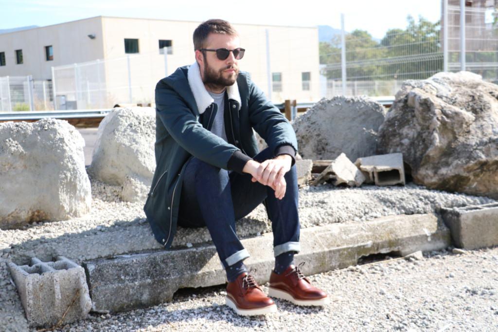 look-automne-veste-chaussures