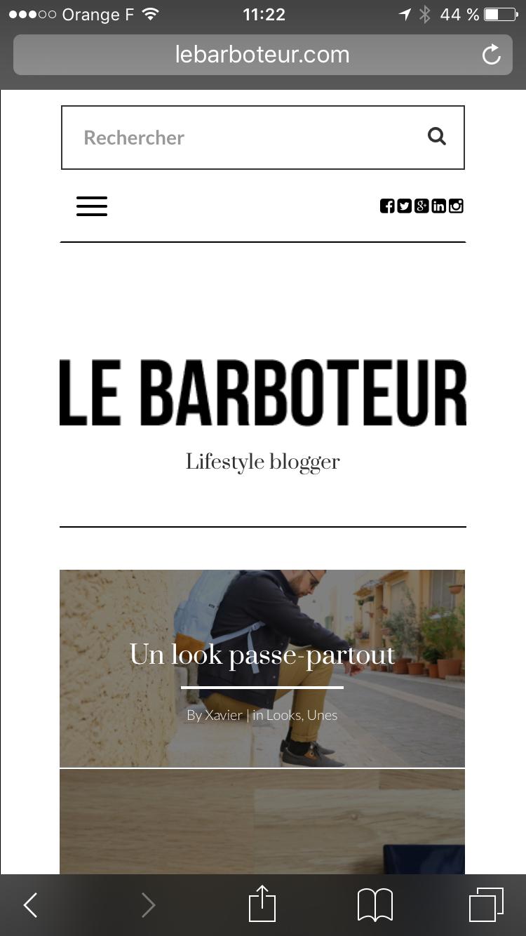 lebarboteur-mobile-application