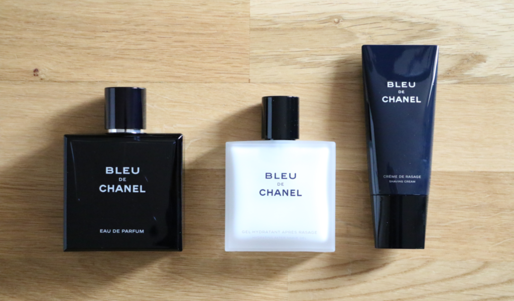 Chanel Bleu Parfum Fragrantica The Art Of Mike Mignola