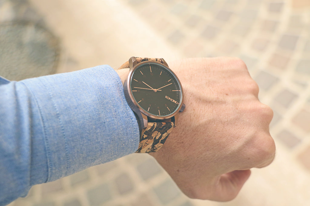 montre-komono-bracelet-liege-avis