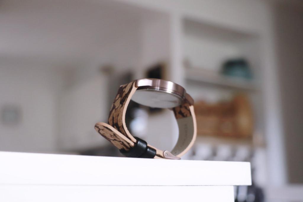 montre-komono-bracelet-liege