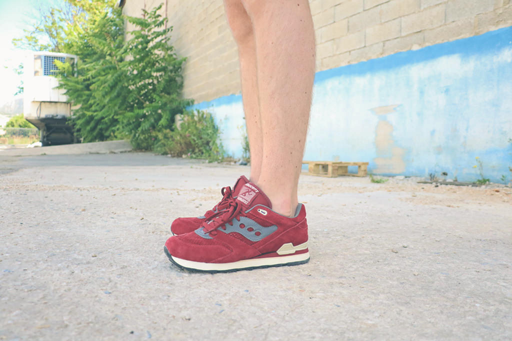 baskets-saucony-bordeaux