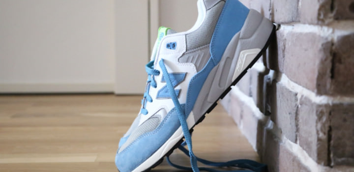 Sneakers New Balance 580