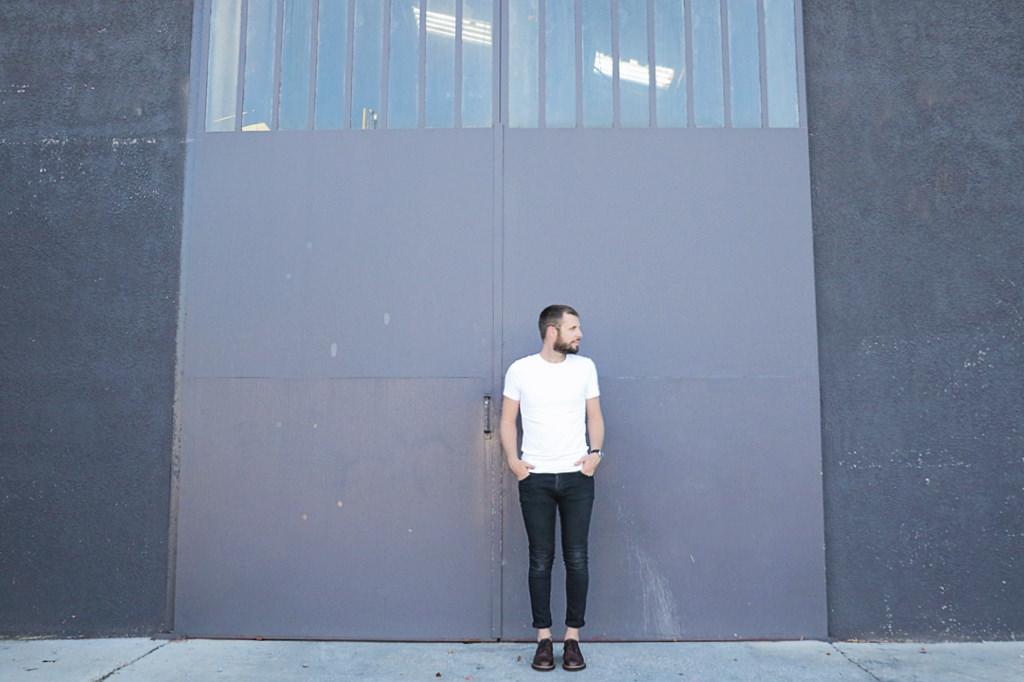 look-homme-tshirt-blanc