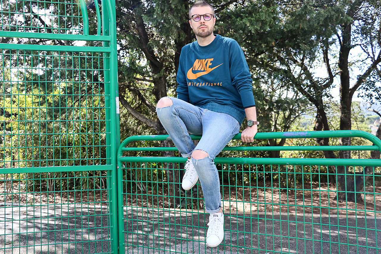 baskets-stan-smith-sweat-nike-jean-asos