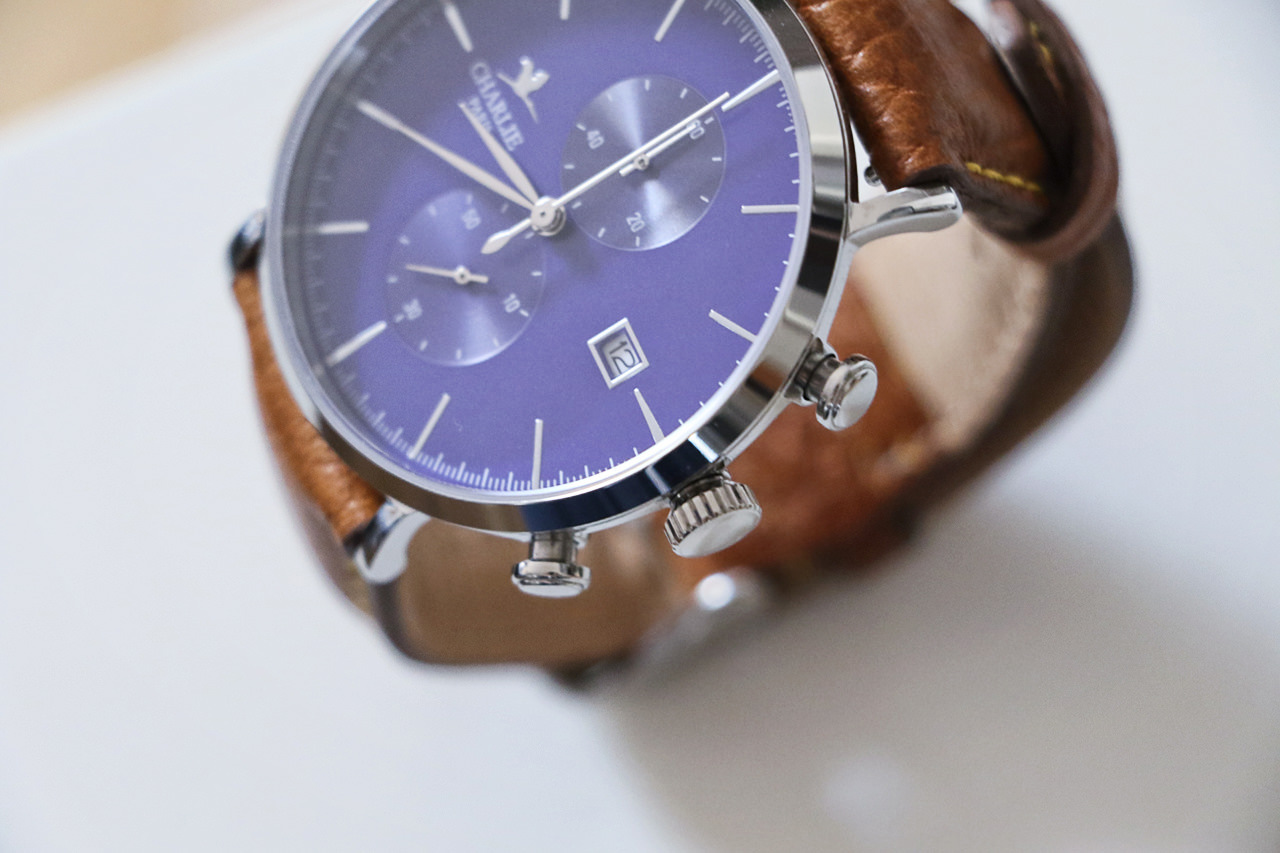montre-charlie-watch-chronographe