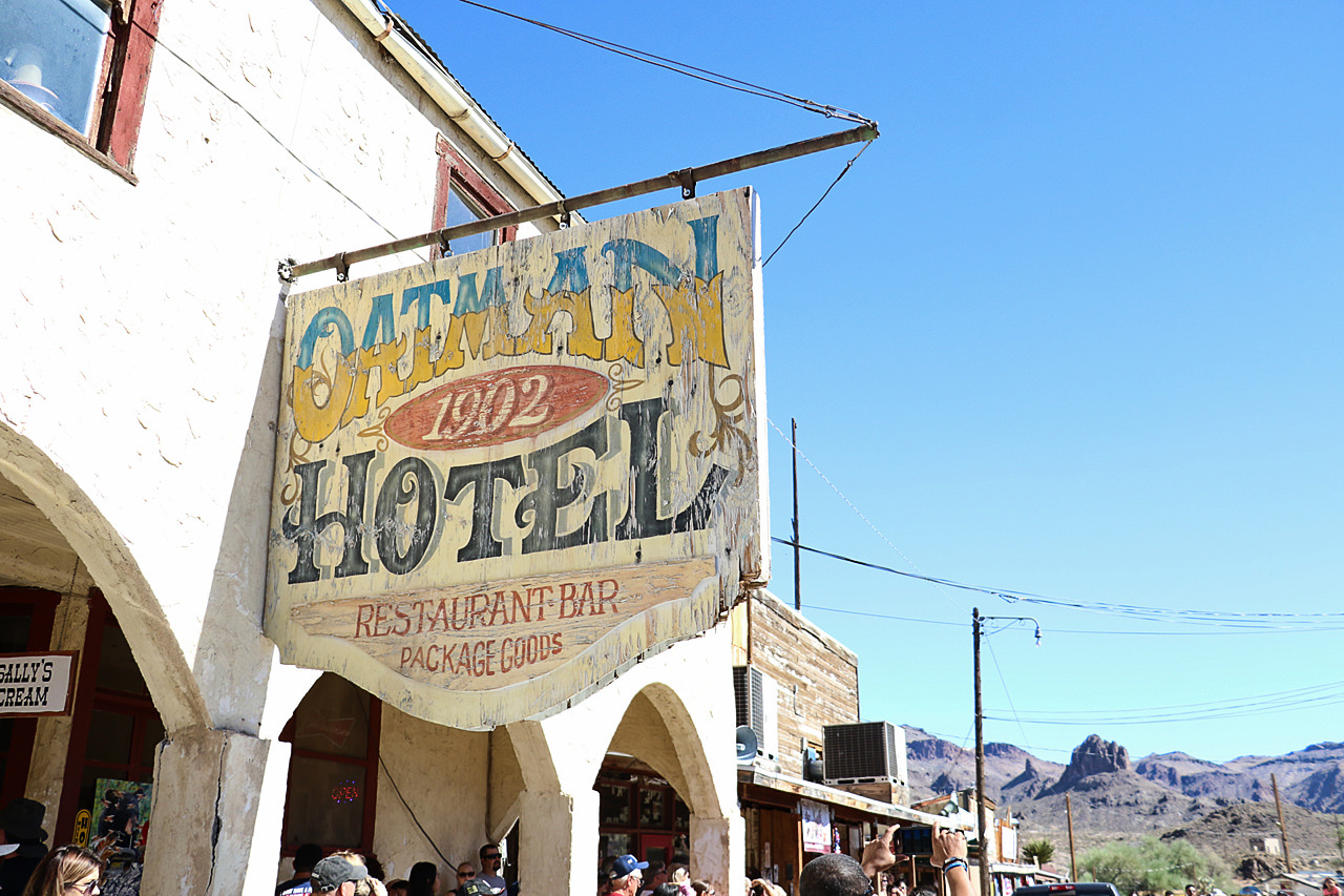 motel-oatman-californie