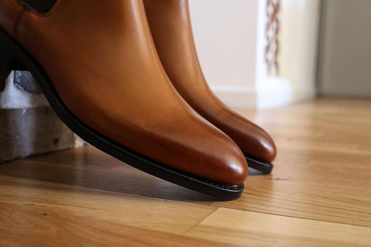 chaussures-marron-loding