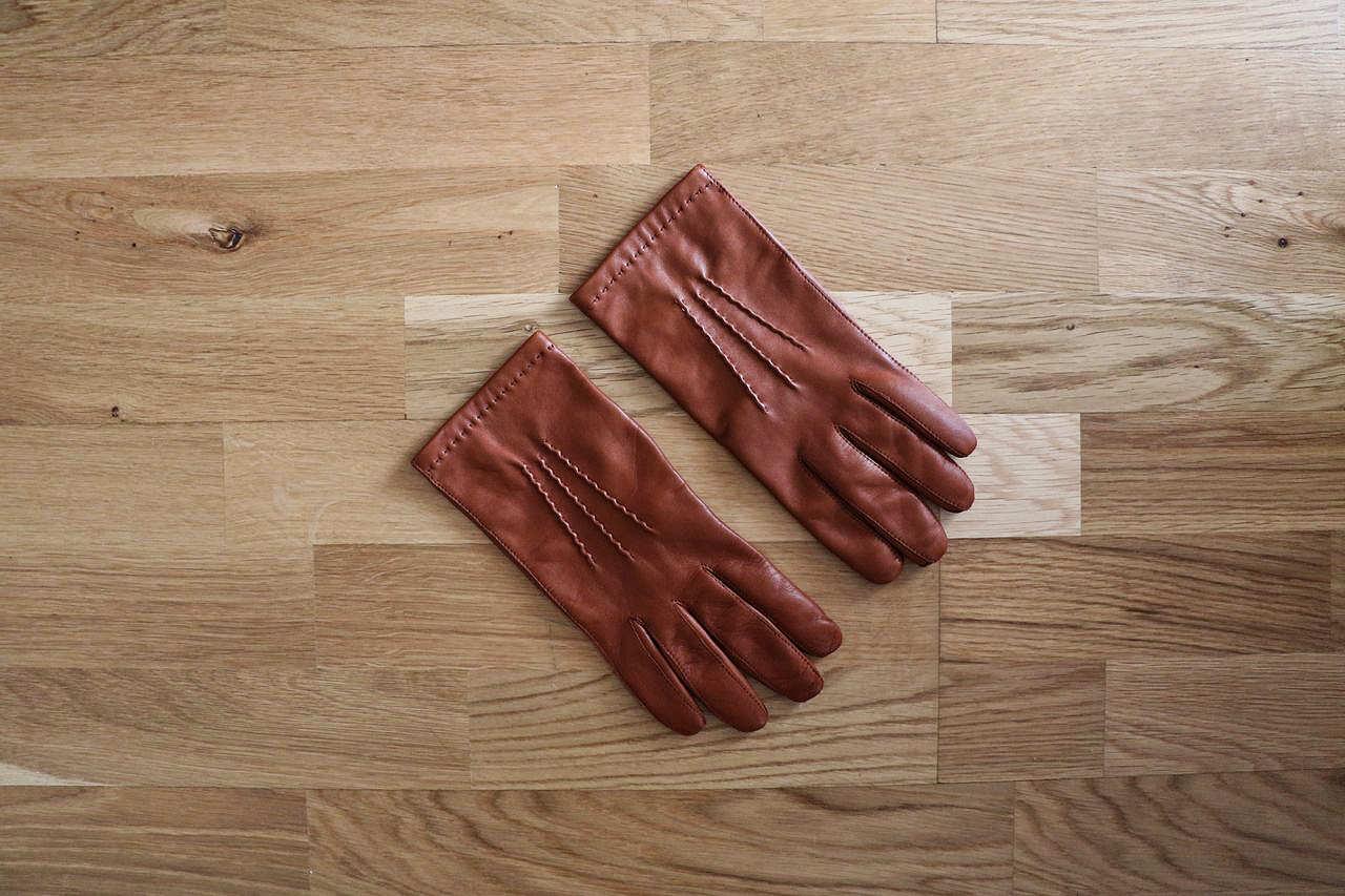 gants-en-cuir-marron
