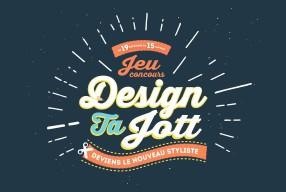 Concours design ta JOTT