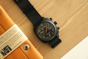 Montre Briston Black Mat Edition