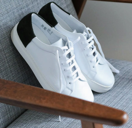 Sneakers minimalistes Cos