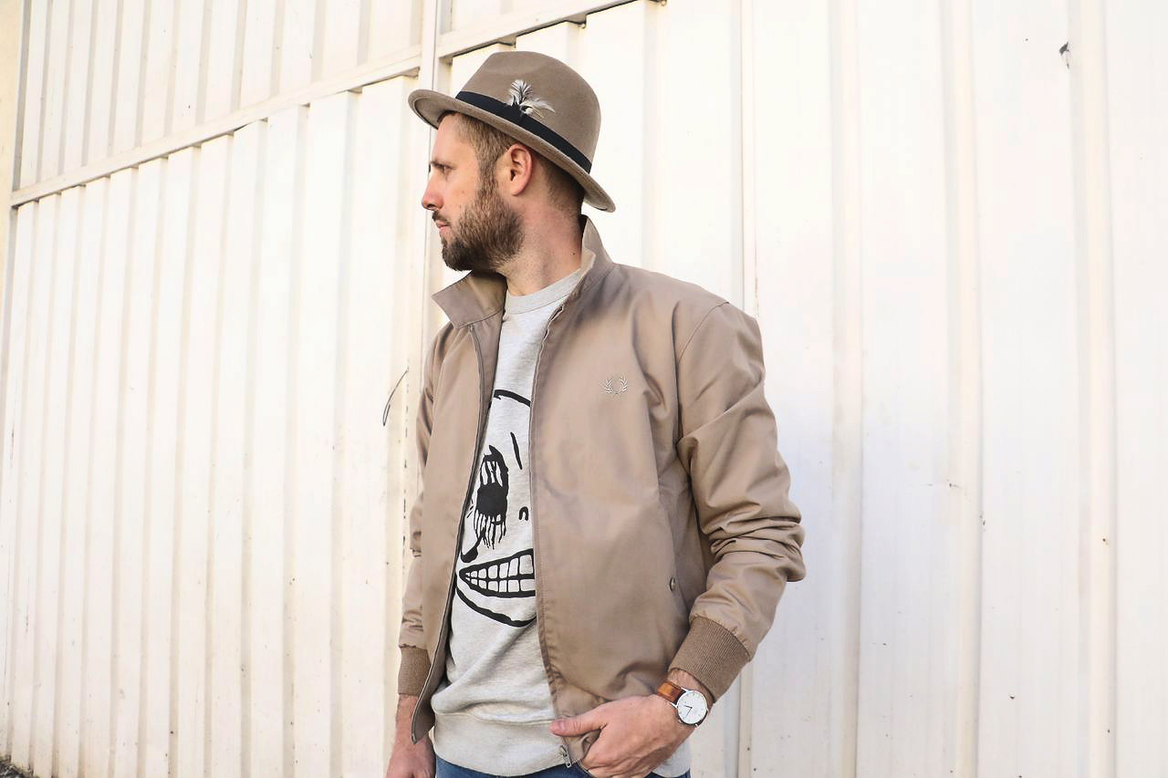 veste-beige-fred-perry