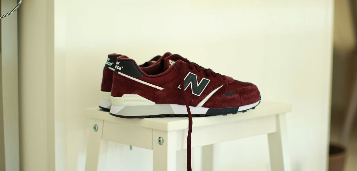 Baskets New Balance 446 Running | Le Barboteur