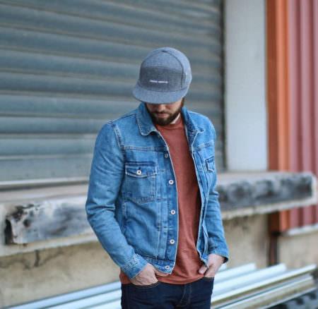ec5049865af 10 vestes en jean pour être stylé