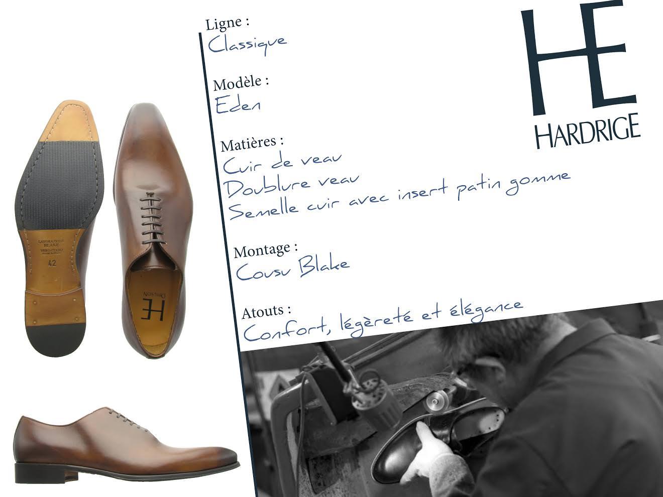 Chaussures La Hardrige Confidentielle Barboteur Marque De Le ZFwazq