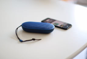 Enceinte Bluetooth B&O Play P2 : big sound, small speaker