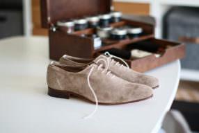 Entretien des chaussures : Manuel des premiers secours