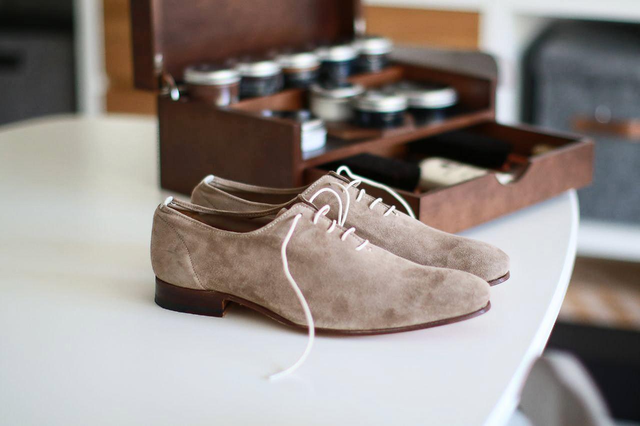 produits et conseils d 39 entretien pour vos chaussures le barboteur. Black Bedroom Furniture Sets. Home Design Ideas