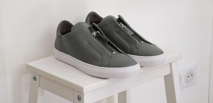 c6d6314472d Sneakers Axel Arigato Clean 90 Zip
