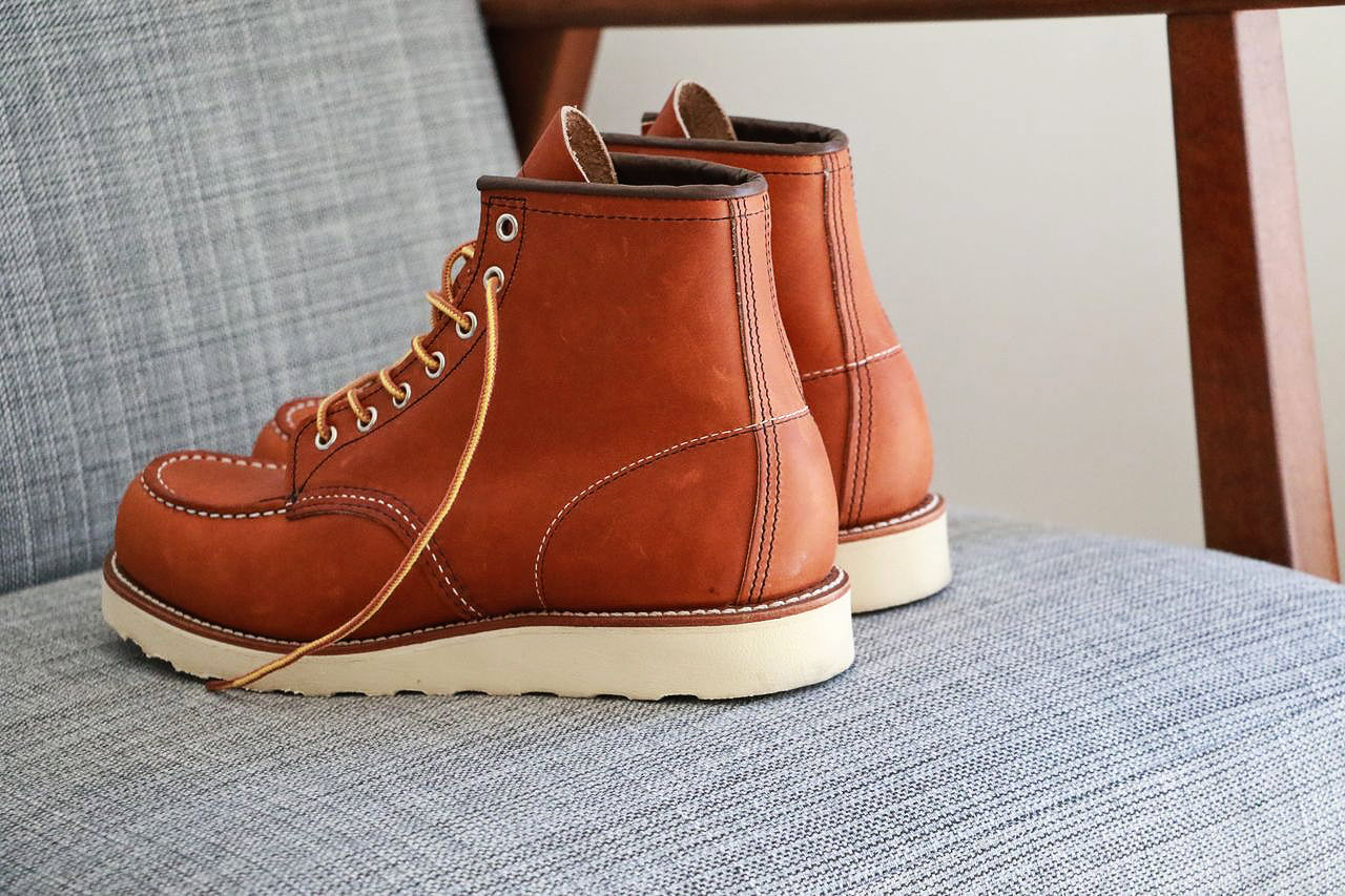 Chaussures Red Wing Heritage   Le Barboteur