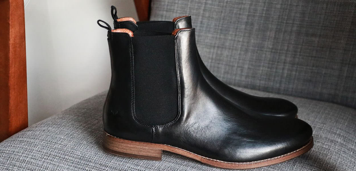 Chelsea Boots Kost Ramel | Le Barboteur