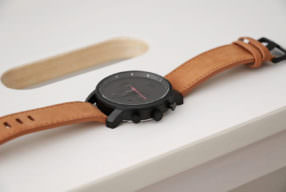 Montre MVMT Chrono Black Tan