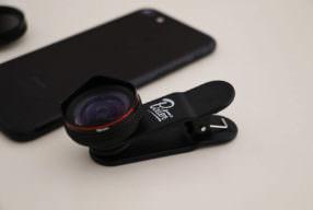 Objectifs photos Pixter Pack Pro