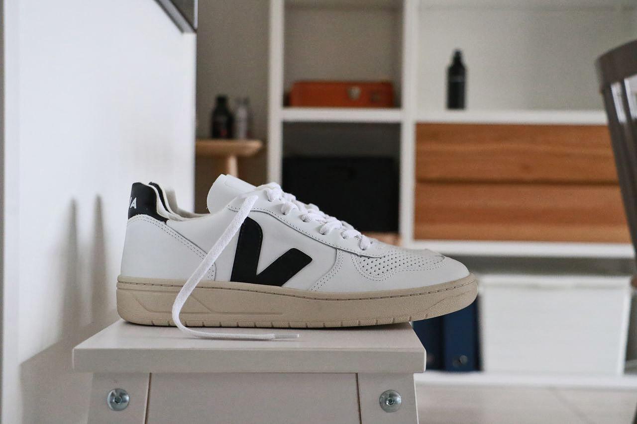 fournir un grand choix de magasin discount vif et grand en style Baskets Veja V-10   Le Barboteur
