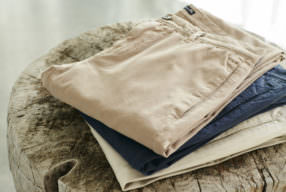 Comment porter le chino au printemps ?