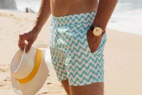 10 maillots de bain stylés pour homme