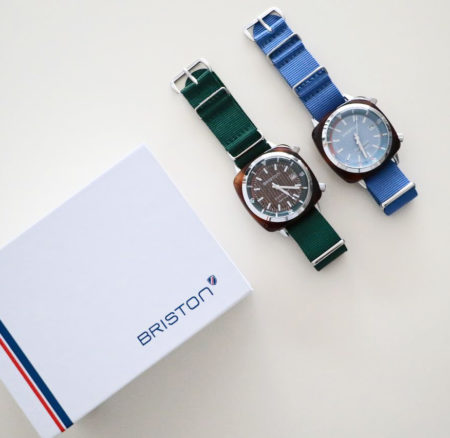 Montre Briston Clubmaster Diver Yachting