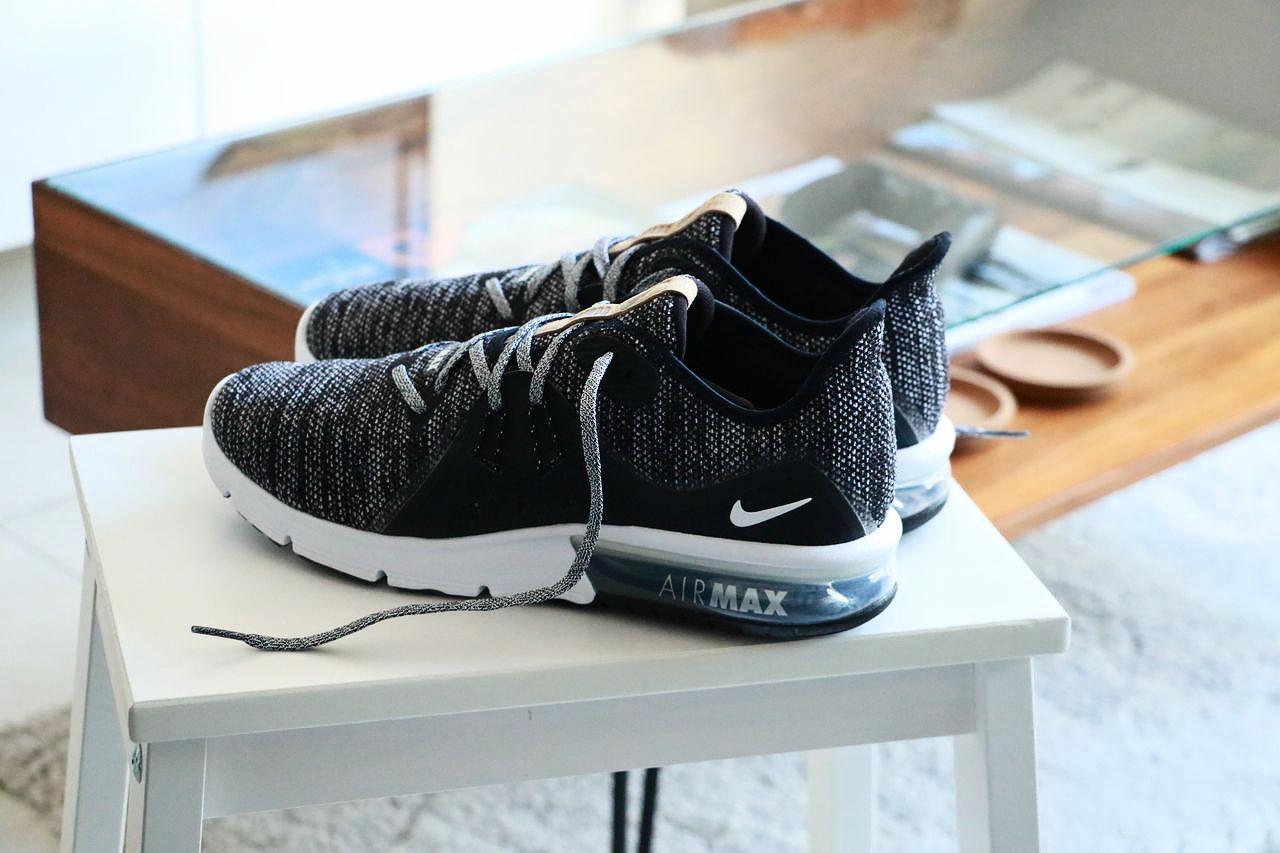 adb058af4af Sneakers Nike Air Max Sequent 3 | Le Barboteur
