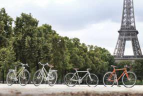 Peugeot Legend : des vélos néo rétro